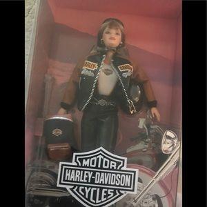 1998 Harley-Davidson Barbie #4 In Series NEW